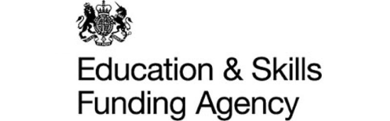 education and skills funding agency logo 1